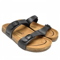 CARVIL SANDAL CASUAL LADIES KHANZA 04 BLACK