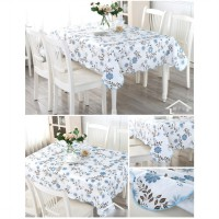 HH078 137x183cm Taplak Meja Anti Air Table Cloth Alas Meja Makan