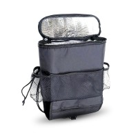 Car Auto Back Seat Organizer/Cooler storage bag for car/ tas mobil