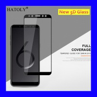 Samsung Galaxy A6 2018 - Full Cover Tempered Glass 5D Screen Protector