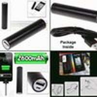 Stick Powerbank 2600mah for iPhone and iPod