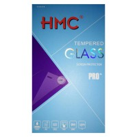 HMC Huawei Mate 10 Pro - 6.0 inch - Tempered Glass 2.5D Real Glass & Real Tempered