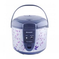 Sharp Rice Cooker KS-R18MS-GY - Kapasitas 1.8 L