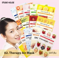 ETUDE HOUSE Therapy Air Mask Sheet - 19 Pilihan
