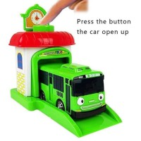 Mobil Tayo Garasi Pelontar - The Little Bus Tayo Garage