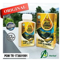 Walatra G-Sea Jelly Gamat Emas Original 100% Asli