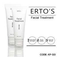 Ertos Facial Treatment 100 ml - Erto's - Erto Face - Original Bpom - Pembersih Wajah - KF-110