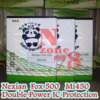 Baterai Nexian Mi540 Mi 540 Fox 500 On-004 Double Power IC Protection