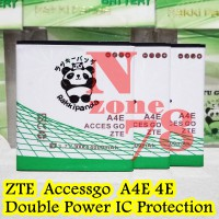 Baterai Zte Accessgo Access Go A4e 4e Double Power IC Protection