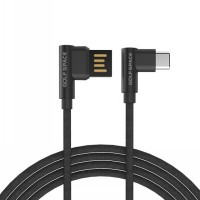 Kabel Data Fast Charger Murah ORI GOLFSPACE GC-48t  Type-C pudding USB cable