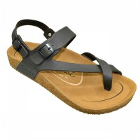 CARVIL SANDAL CASUAL MEN FALKLAND 06 BLACK