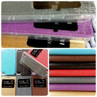 Flip Cover UME Oppo Neo 7 A33W NEO7 LEATHER SOFT BACK CASE COVER OPPO