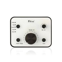 [poledit] Fifine M-16 External Sound Card and Audio Mixer for Microphone Real Time Music,s/8909012
