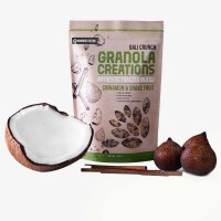 Granola Creation Cinnamon and Snake Fruit 480 gr