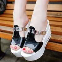Wedges EL73 HITAM