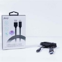 Jivo Cable USB 1.8m Quick Charge for Type C - BLACK
