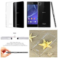 Sony Xperia Z5 - Z5 Dual Imak Crystal Case 2nd Series Casing Cover