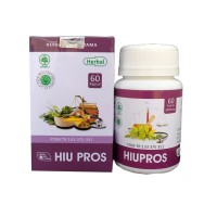 HIU PROS - Kapsul Herbal Prostat