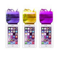 Clear Waterproof Pouch Bag / Case for Smartphone
