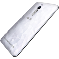 Back Cover Illusion For Asus Zenfone 2  Putih