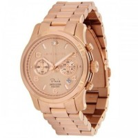 Michael Kors Women's MK5716 'Paris Limited Edition Runway' Rose-goldtone Watch