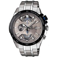 Casio Edifice EFR-520D-7AVDR - Jam Tangan Pria - Silver - Stainless Steel