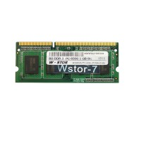 W-Stor SO DDR3 PC8500 1 GB 8ic