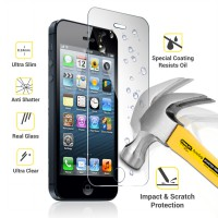 (Best Deals All type) Tempered Glass Screen Protector Anti Gores 9H All type Lengkap