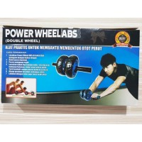 Power Wheel ABS Alat Fitness roller REVOFLEX Xtreme Power Push Up  SJ0086