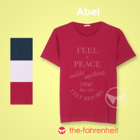 The-Fahrenheit Abel Printed T-shirt for Women