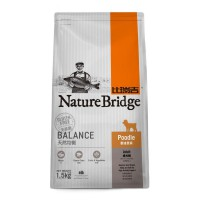 CPPETINDO Nature Bridge Poodle Adult Dog Food - 1.5kg