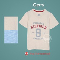 The-Fahrenheit Gerry Printed T-shirt for Kids