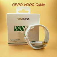 Oppo VOOC Flashing Cable Data Usb - WHITE