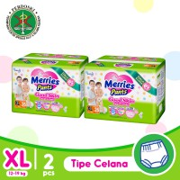 Merries Pants Good Skin XL 26s - 2 pcs
