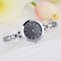 Jam tangan rantai stainless wanita Lvpai original fashion watch P70