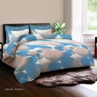 King Rabbit Set Seprei Sarung Bantal Extra King 200x200 cm Best Seller Agustus