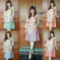 Tunik Dress Batik Motif Parang