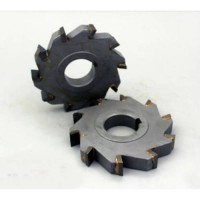 [globalbuy] Free delivery 1PCS 160*8 alloy with three edge milling cutter, Alloy milling c/1281591