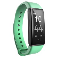 (POP UP AIA) Mpow H2 Smartband Oled display Waterproof Green MPBH188AG