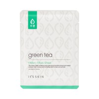 [Its Skin] Green Tea Watery Mask Sheet 1ea