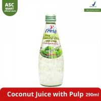 VFresh Young Coconut Juice With Pulp