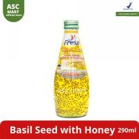 VFresh Basil Seed with Honey
