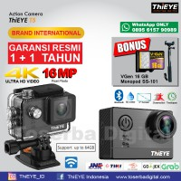 ACTION CAMERA ThiEYE T5 4K/16MP + TONGSIS SS01 + VGEN 16 GB