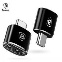 USB A FEMALE TO USB TYPE C ADAPTER CONVERTER BASEUS CATOTG