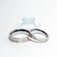CINCIN COUPLE - BLUE LIST RING