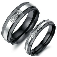 CINCIN COUPLE - LIES DIAMOND RING