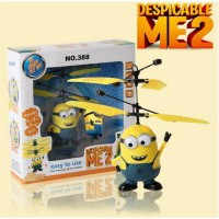 Minion Quadcopter Drone Ar.Drone Kids Toy