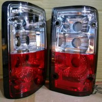 11-1796-A1 Stoplamp Kijang Grand 1992-1997 Crystal Red Clear