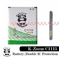 Baterai Rakkipanda For Samsung KZoom K Zoom C1115 Double IC Protection