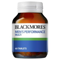 (POP UP AIA) Blackmores Men's Performance Multi 60 Tablets